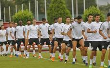 Entrenamiento del Sporting (08/08/18)