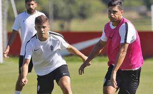 Nacho Méndez: «Somos el Sporting y tenemos que demostrar nuestro nivel»