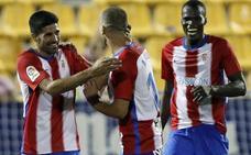 Alcorcón 1-1 Sporting, en imágenes