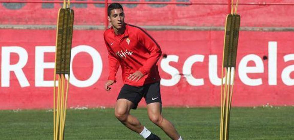 Pablo Fernández, sorpresa en el once sportinguista del estreno liguero