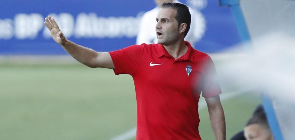 Baraja: «El gol de Sousa ha hecho justicia»