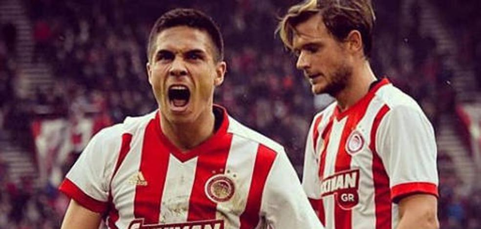 El Sporting, a punto de fichar al delantero serbio Uros Djurdjevic