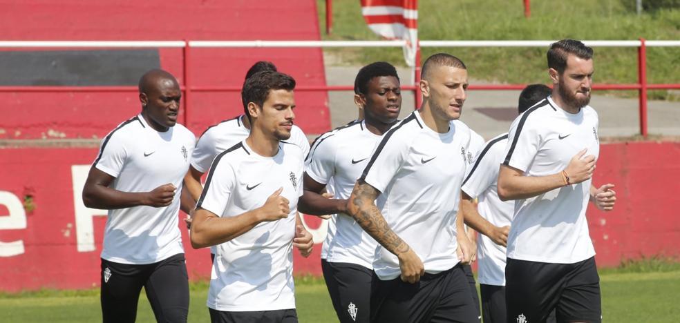 André Sousa: «Es la primera vez que marco un gol con esa emoción»