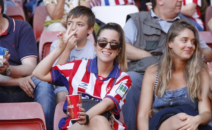 ¿Estuviste en el Sporting 2-0 Nàstic? ¡Búscate!