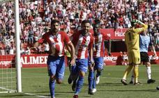 Carmona guía al Sporting hacia la victoria (2-0)