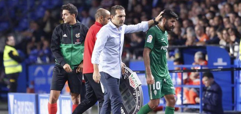 Cruel derrota del Sporting en Riazor