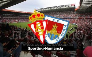 Ganadores de entradas para el Sporting-Numancia