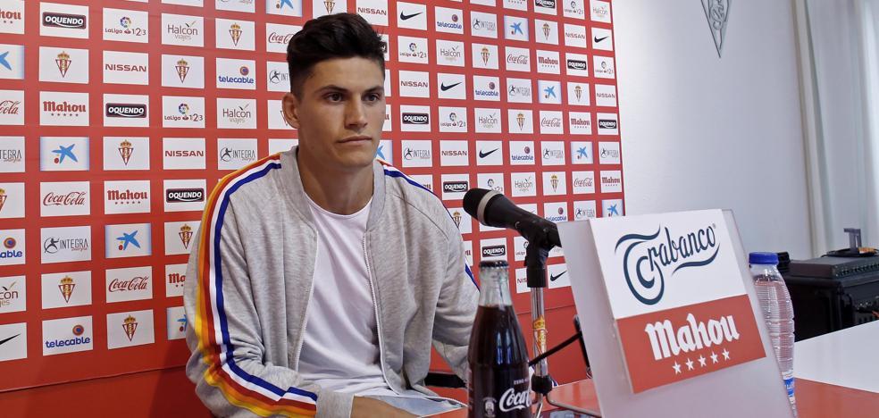 Cristian Salvador: «No fue una decepción no jugar»