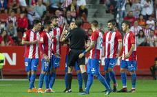El Sporting se desinfla en El Molinón