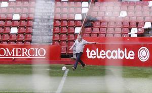 Sporting | «Aquel córner iba a donde estaban Doria y Rezza y terminó en la portería»