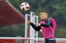 Entrenamiento del Sporting (12/09/18)