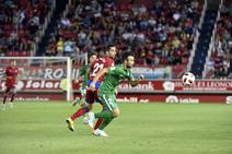Las imágenes del Numancia - Sporting en Copa del Rey