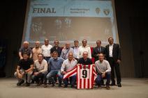 El Sporting celebra los 40 años de su debut en Europa