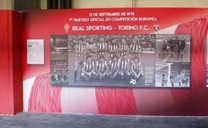 El Eurosporting ya tiene su hueco en El Molinón