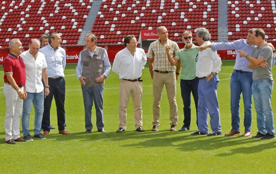 El 'Eurosporting' vuelve a El Molinón