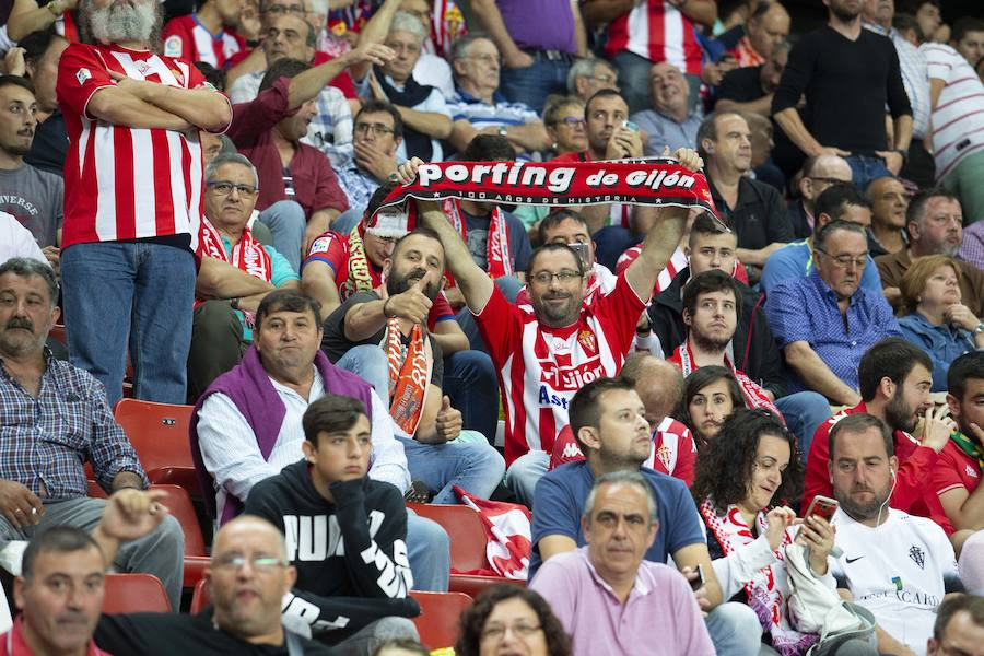 ¿Estuviste en el Sporting 1-1 Numancia? ¡Búscate!
