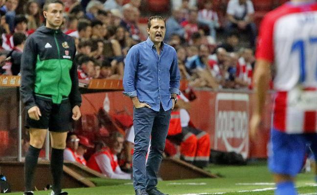 Sporting | Baraja: «Nos hemos dejado todo por ganar»