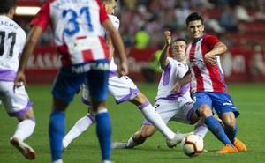 Vídeo: resumen y goles del Sporting 1-1 Numancia
