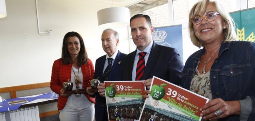 El Trofeo de La Manzana volverá a reunir a los mejores tenistas cadetes