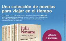 Colección novela histórica de intriga