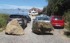 Critican el cierre a los vehículos del camino al área recreativa de La Ñora