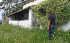 Los vecinos de Coro lamentan el estado de abandono de la capilla