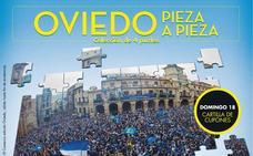 Colección de puzles Oviedo, pieza a pieza