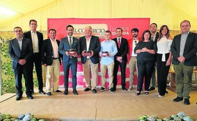 Premio a tres generaciones de chefs