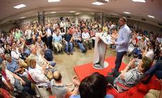 Barbón: «Si gano, lo primero que haré será negociar un pacto de gobierno con Javier Fernández, Podemos e IU»