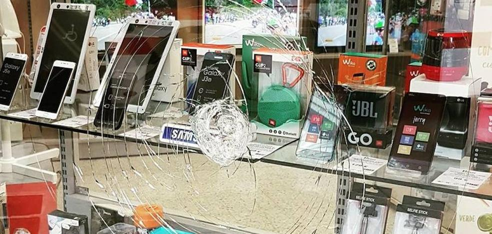 La genial respuesta de un comerciante de Gijón a quienes intentaron robarle
