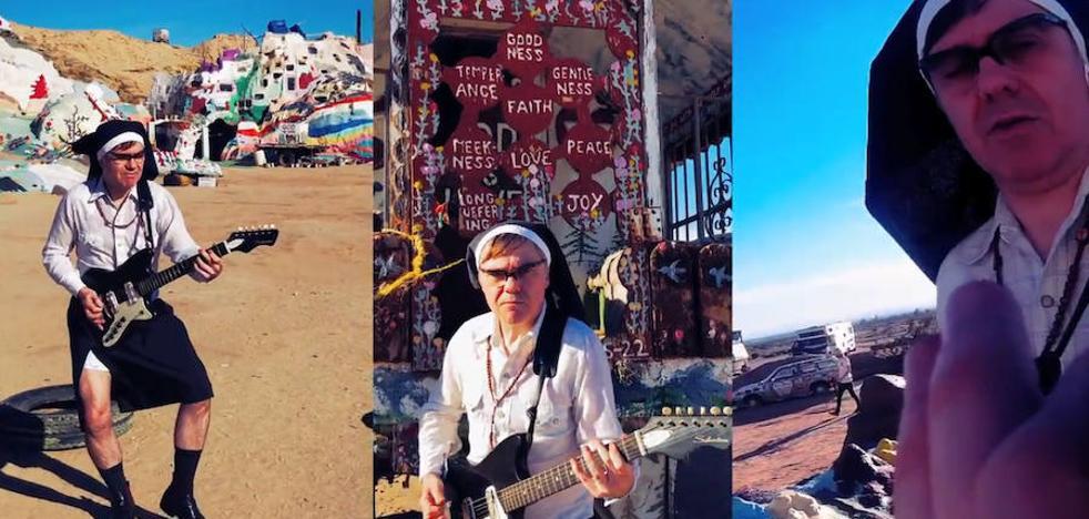 El videoclip clandestino de Las Munjitas del Fuzz