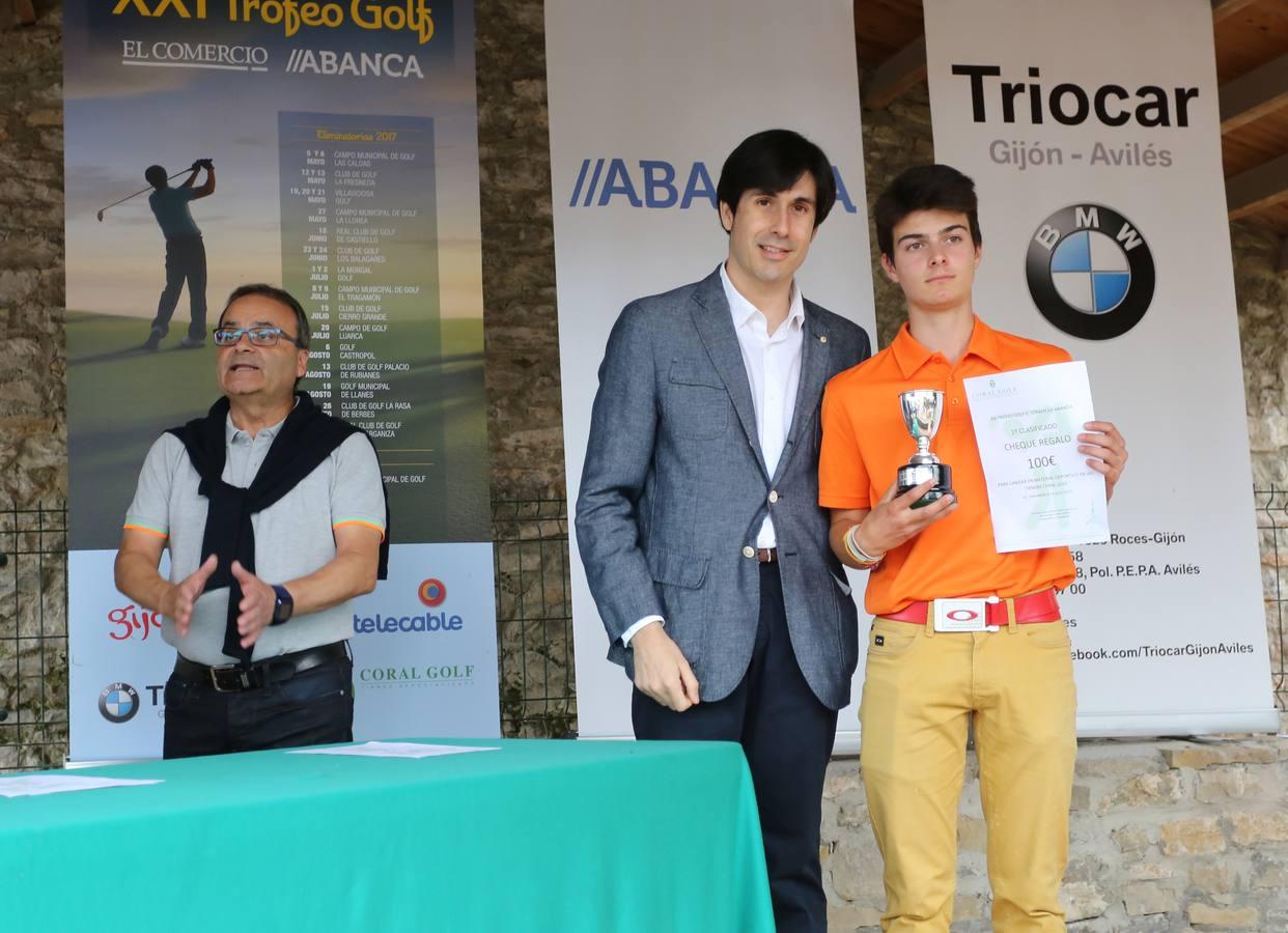 Trofeo de Golf El Comercio //Abanca: El Tragamón (Gijón)