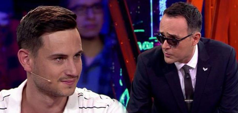 Risto Mejide expulsa del plató a un invitado: «Yo con 'jetas' ni media»