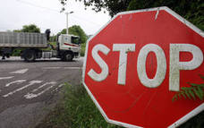 ¿Por qué es octogonal la señal de STOP?