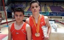 Daniel Tuya logra el título nacional infantil