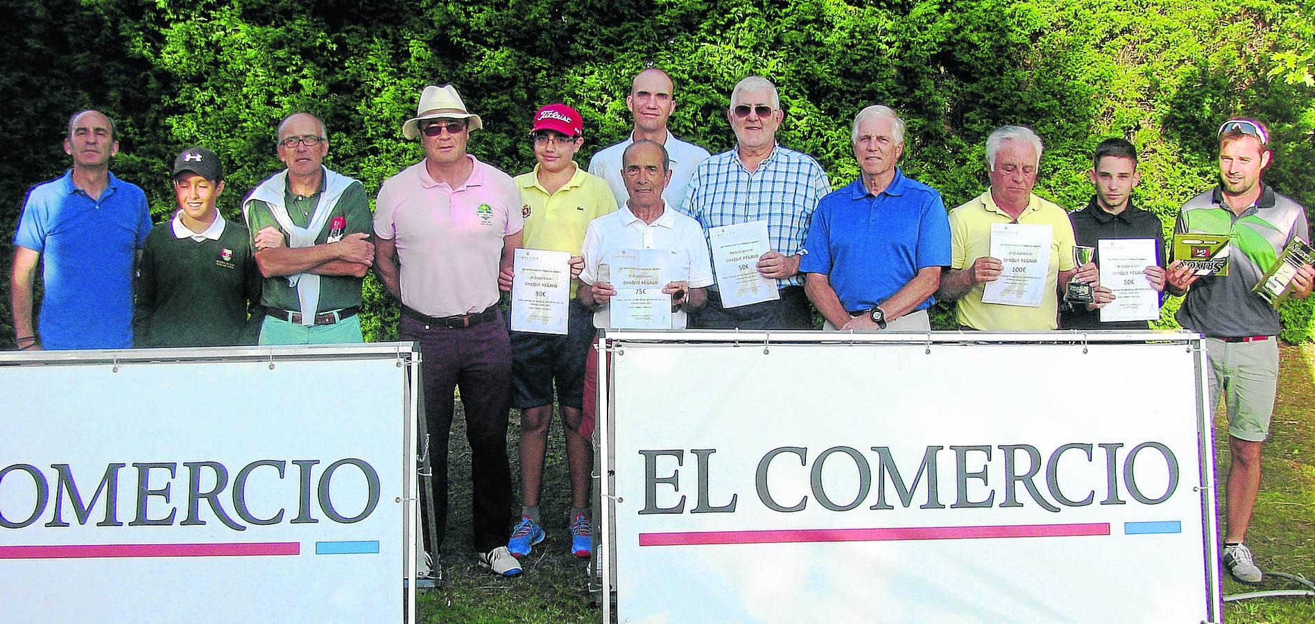 Trofeo de Golf El Comercio //Abanca: Cierro Grande (Tapia)