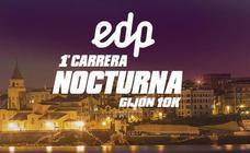 La primera carrera nocturna desembarca en Gijón