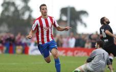 El Sporting B iniciará su vuelta a la categoría ante el Gernika en Mareo