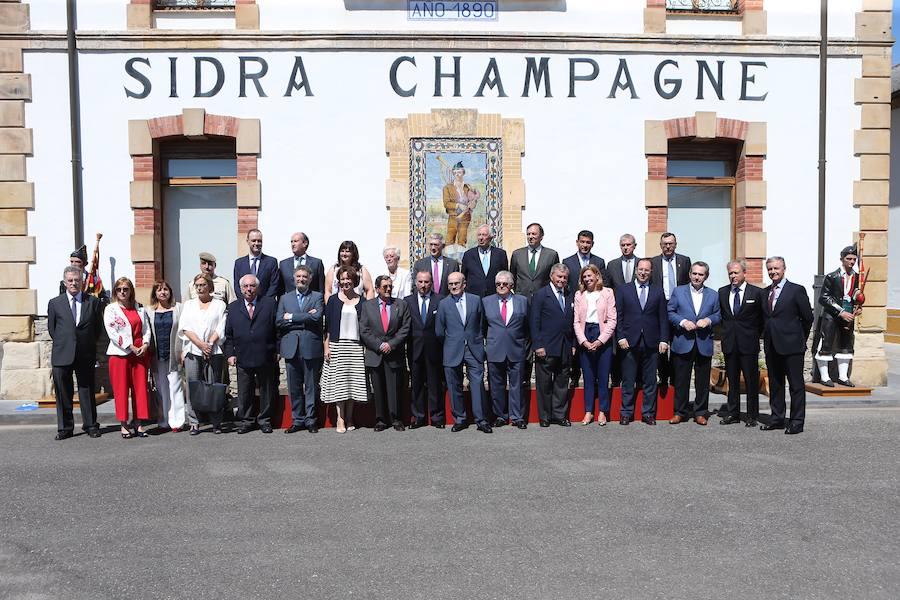 VII Convención en Villaviciosa de asturianos en América: 'España e Iberoamérica: perspectivas económicas'