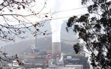 El Principado «autorizó emisiones excesivas» a la central de Soto de Ribera