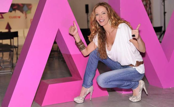 Paula Vázquez, la sonrisa eterna de la televisión