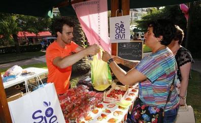 El éxito del 'Berry Festival' agota las existencias de los productores