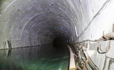 Foro exige a Adif que aclare de forma urgente el estado del túnel del metrotrén