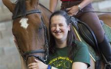«Montar a caballo crea adicción»