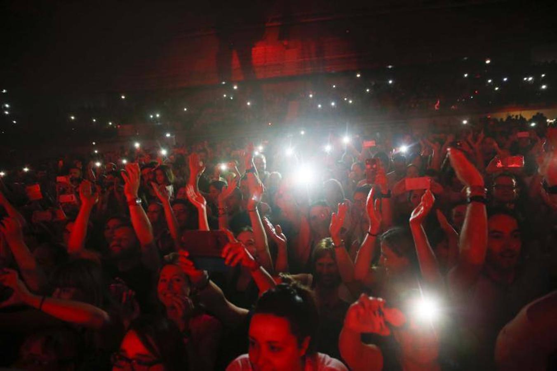 El concierto de David Bisbal en Gijón