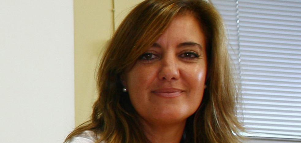 Alejandra Fueyo, nueva gerente del área sanitaria de Mieres