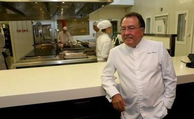Pedro Morán: «La cocina es el octavo arte»