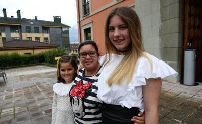 Nara Teijeiro y Carlota García, reinas de las fiestas del Ecce Homo