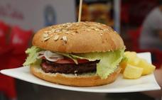 Llega la hamburguesa de cachopo