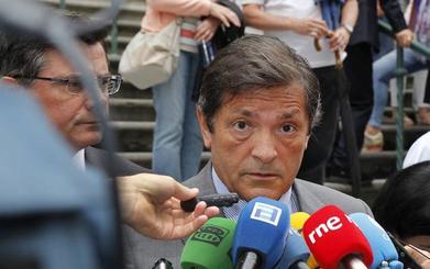 Javier Fernández estará en la manifestación de Barcelona